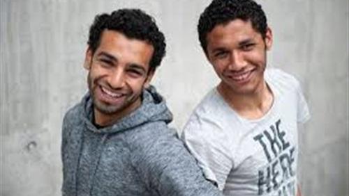 محمد صلاح ومحمد النني