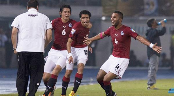 منتخب الشباب في مونديال كولومبيا