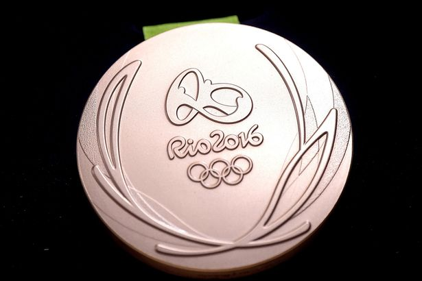 A-close-up-of-the-Olympic-bronze-medal