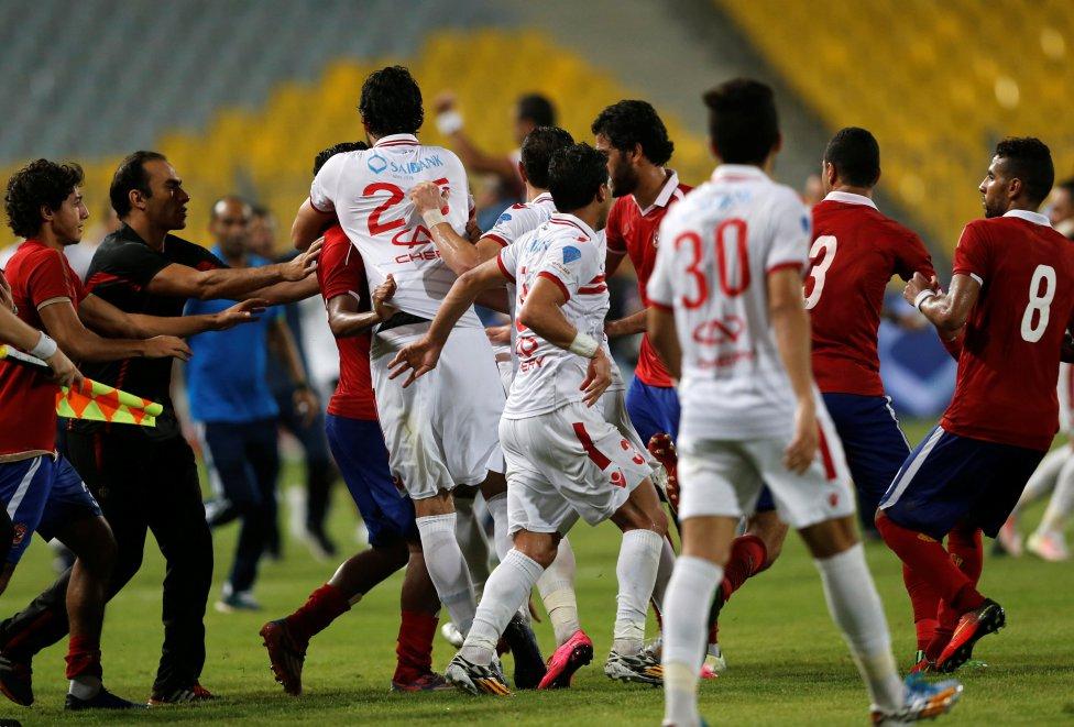 الديربي المصري يتواجد بقوة ضمن أفضل الديربيات