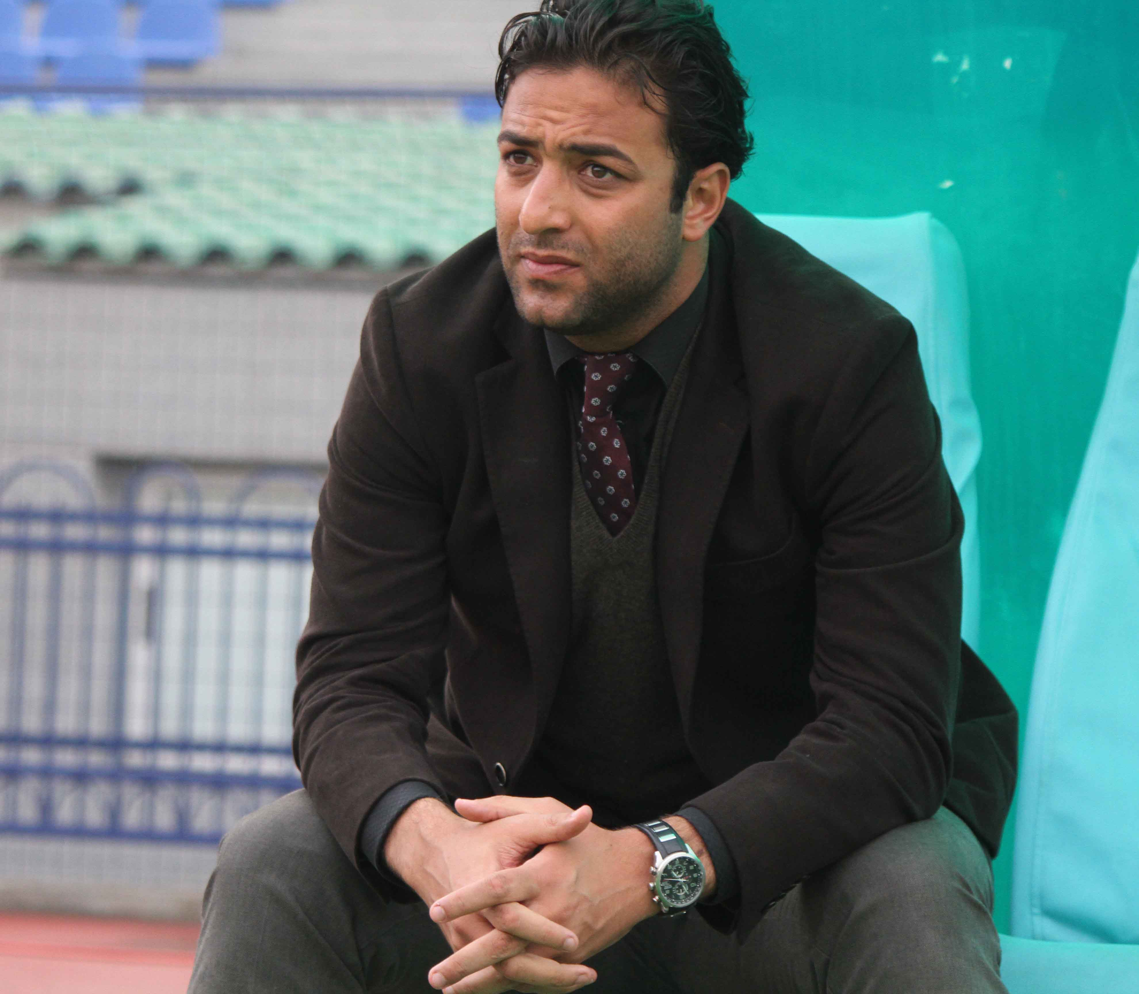 أحمد حسام ميدو في الزمالك