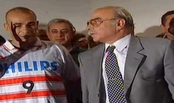 كمال درويش وحسام حسن