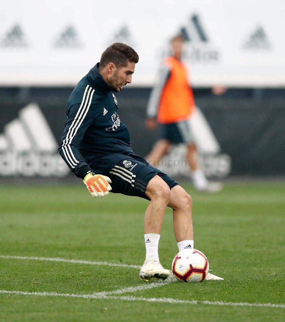 تدريبات ريال مدريد (10)