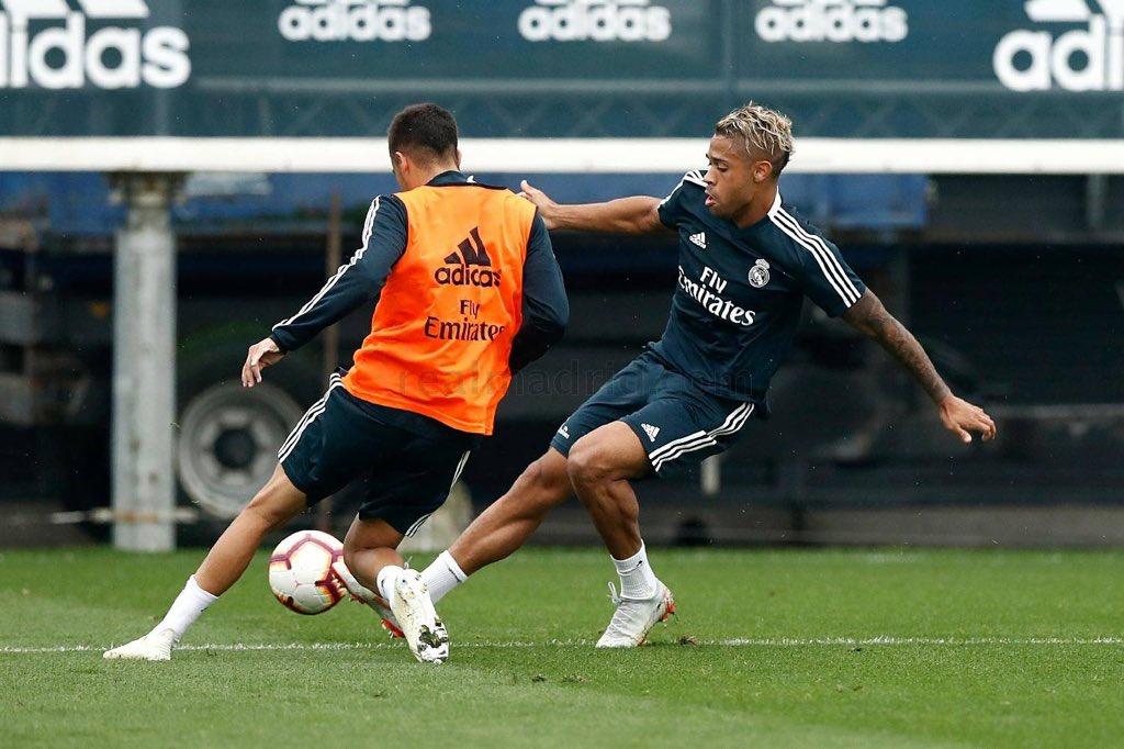 تدريبات ريال مدريد (2)