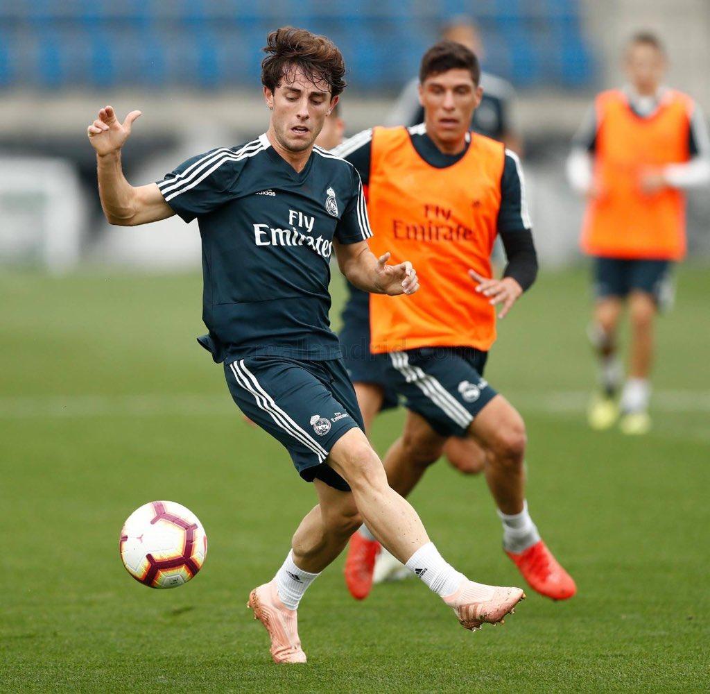 تدريبات ريال مدريد (7)