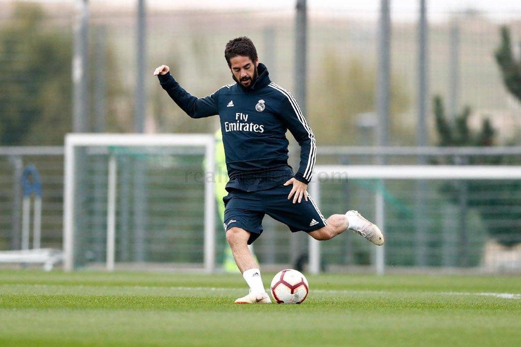 تدريبات ريال مدريد (6)