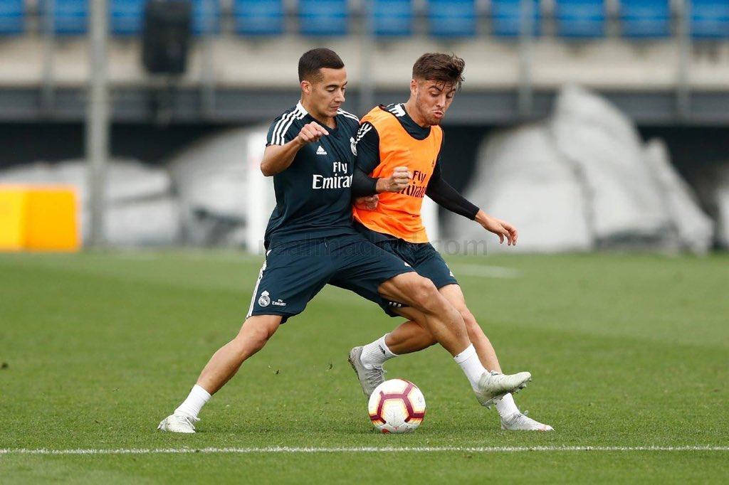 تدريبات ريال مدريد (1)