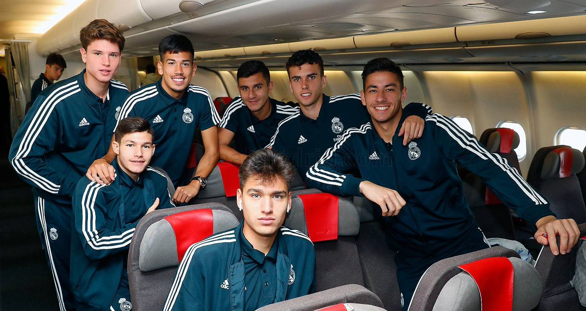 بعثة ريال مدريد تطير للتشكيك (1)