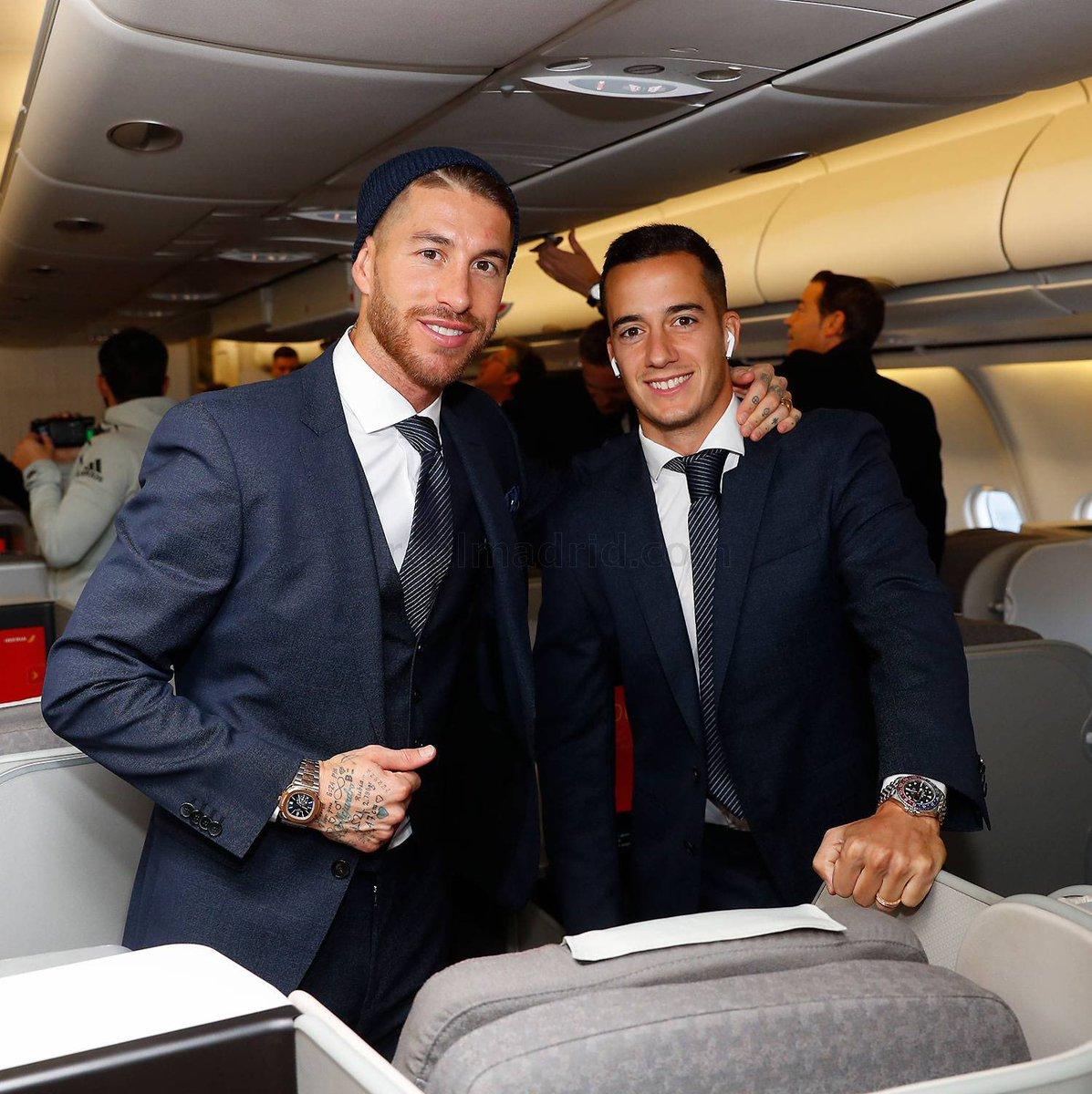 بعثة ريال مدريد تطير للتشكيك (4)