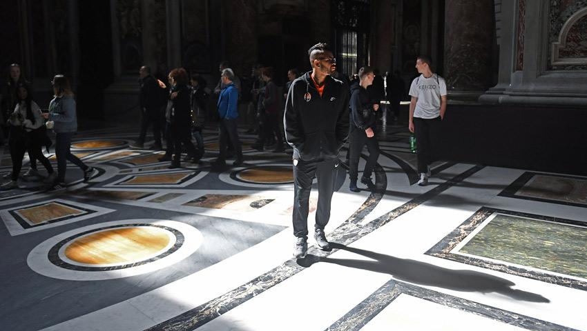 زيارة لمعالم مدينة روما