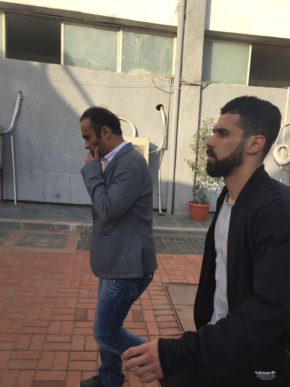 عبد الله السعيد مع سيد عبدالحفيظ