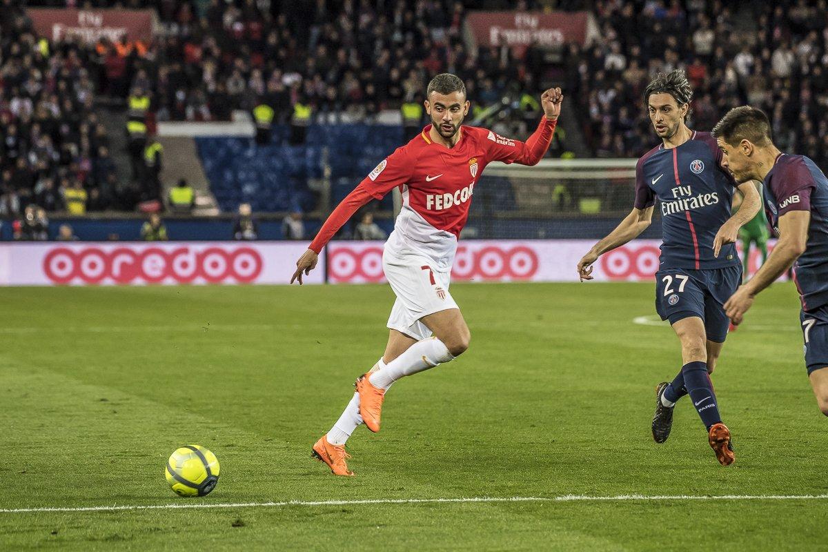 باريس لقن موناكو درس قاسي