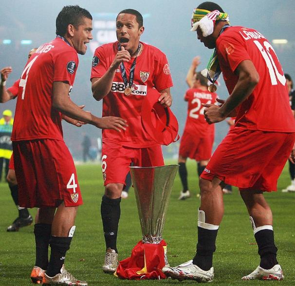 كأس الإتحاد الأوروبى 2007 مع إشبيلية