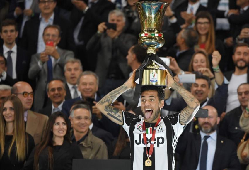 كأس إيطاليا مع يوفنتوس 2017