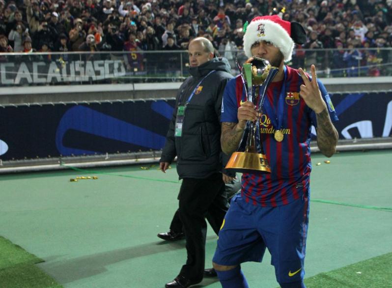 مونديال الأندية 2011 مع برشلونة