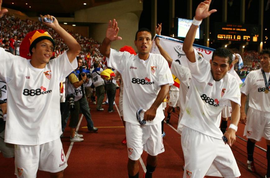 كأس الإتحاد الأوروبى 2006 مع إشبيلية