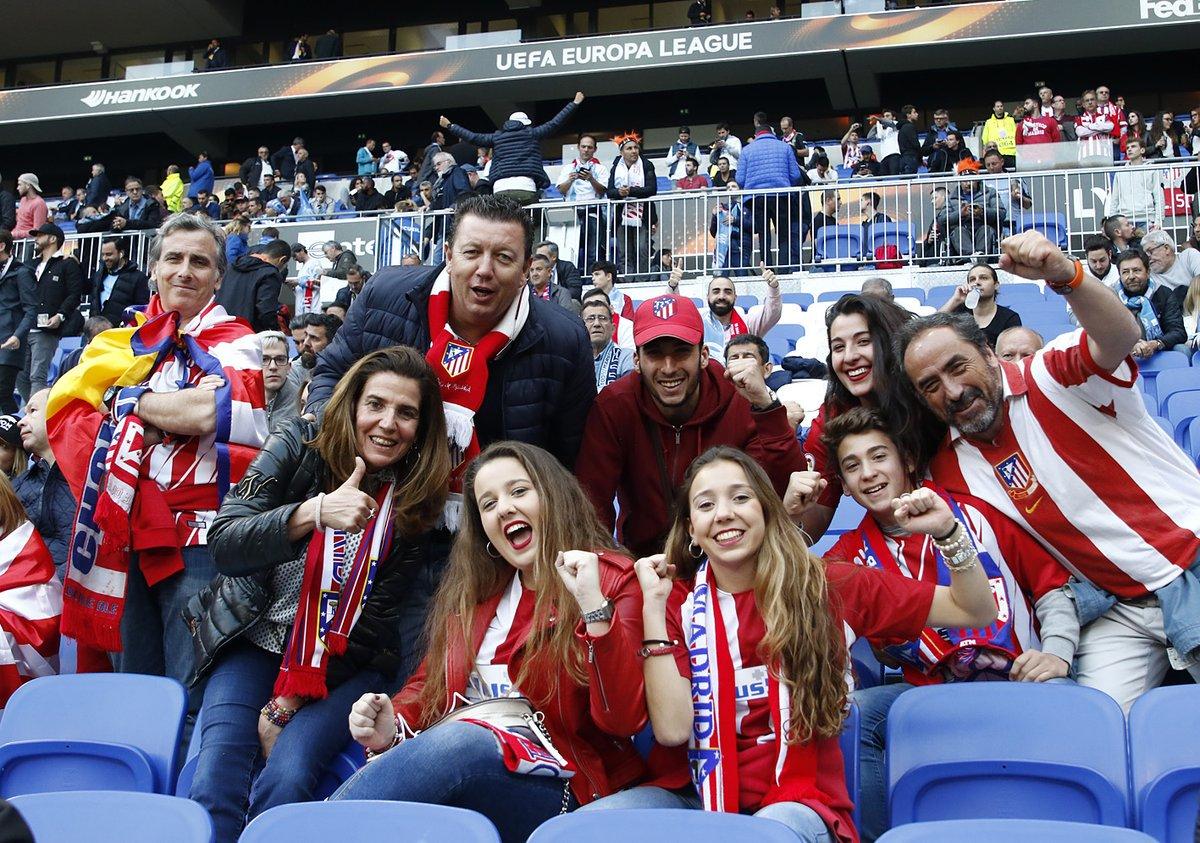 جماهير اتلتيكو مدريد