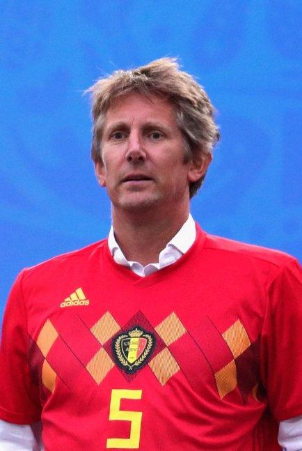 الحارس الاسطورى فان درسار   دعم بلجيكا أمام فرنسا
