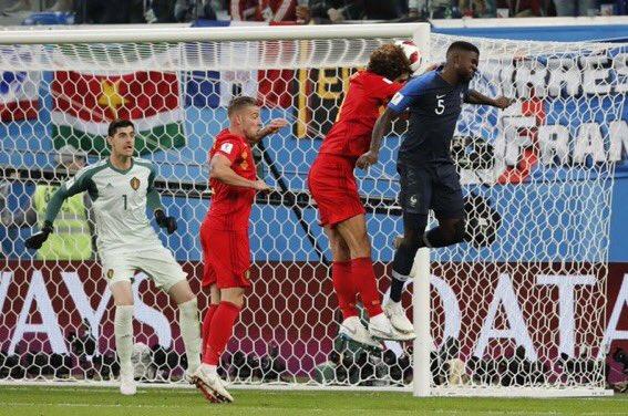 هدف فرنسا الأول
