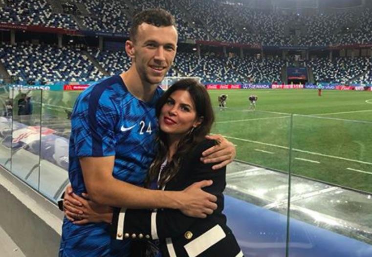 بريزيتش وزوجته
