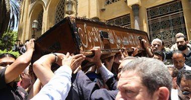 جنازة عبد الرحيم محمد