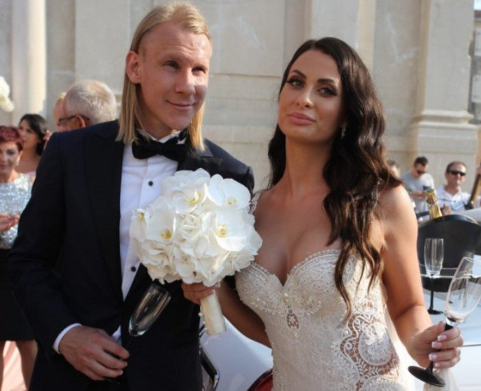 فيدا وزوجته