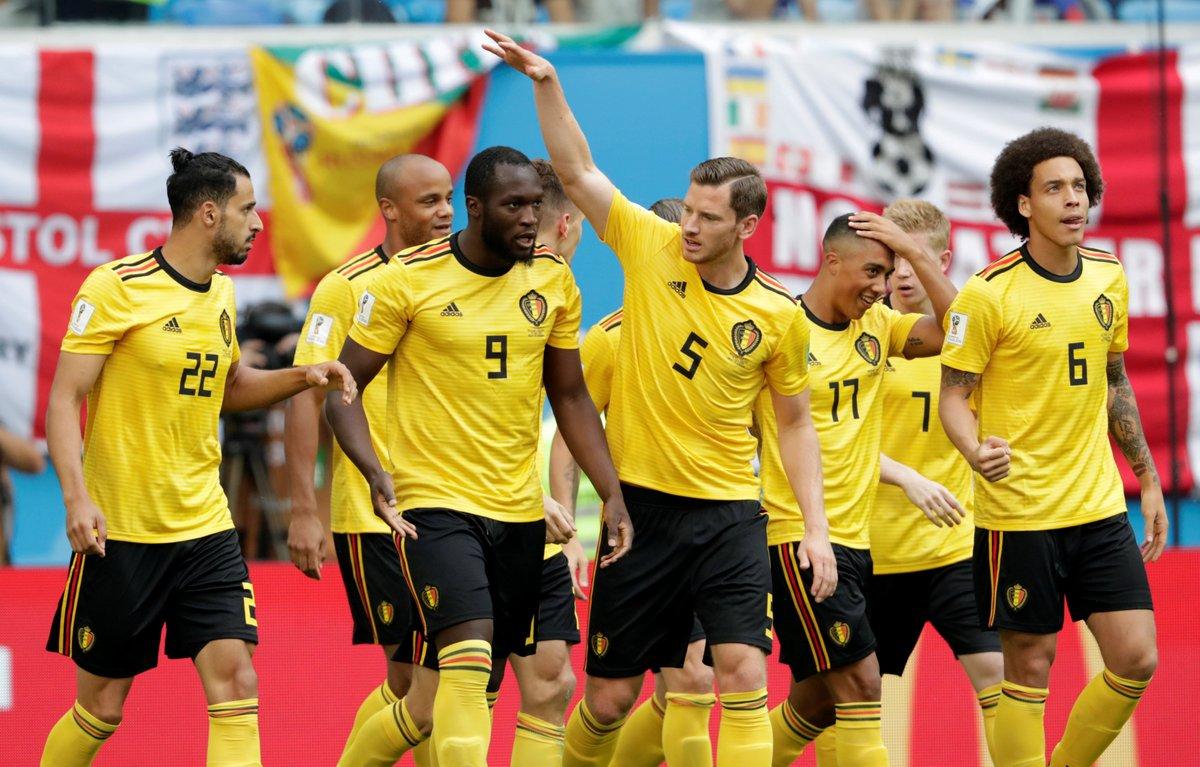 المنتخب البلجيكى