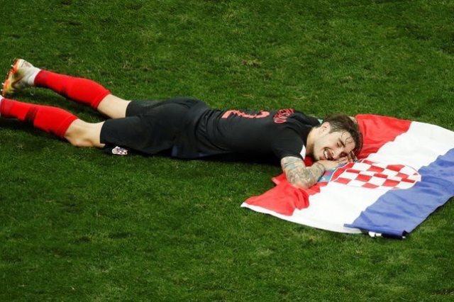 مدافع كرواتيا