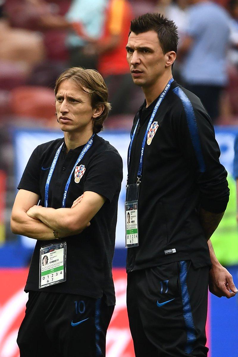 ماندزوكيتش ومودريتش