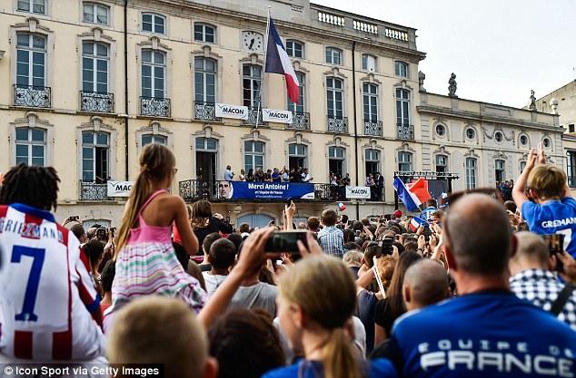 جماهير فرنسا