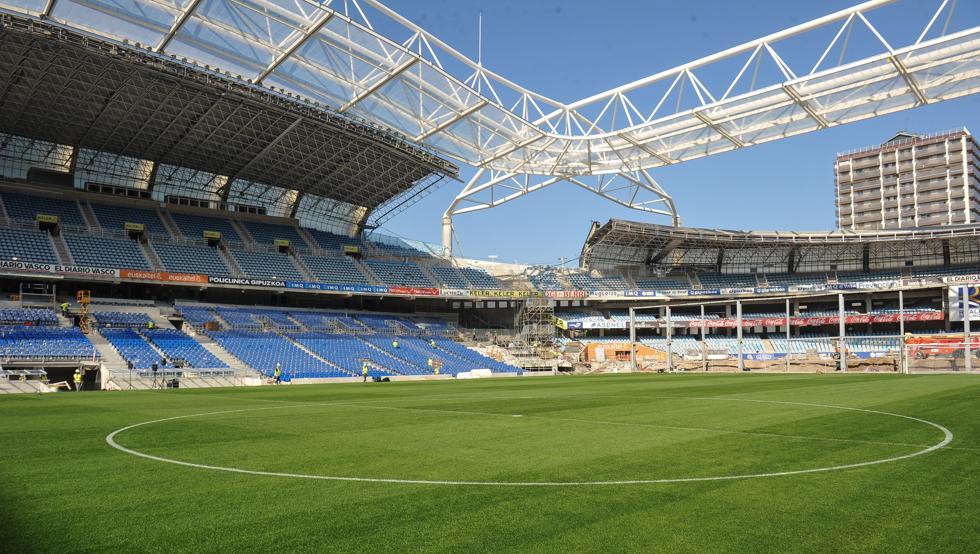الملعب جاهز
