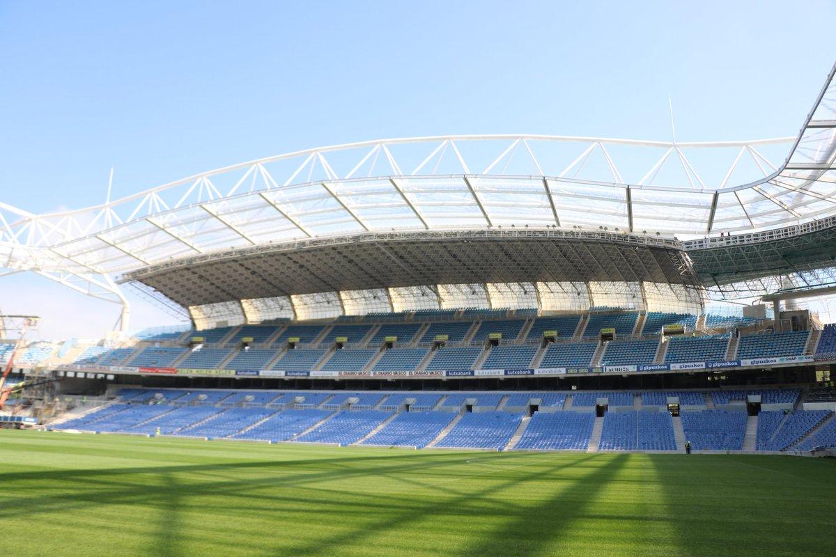 انتهاء من تجديد الملعب