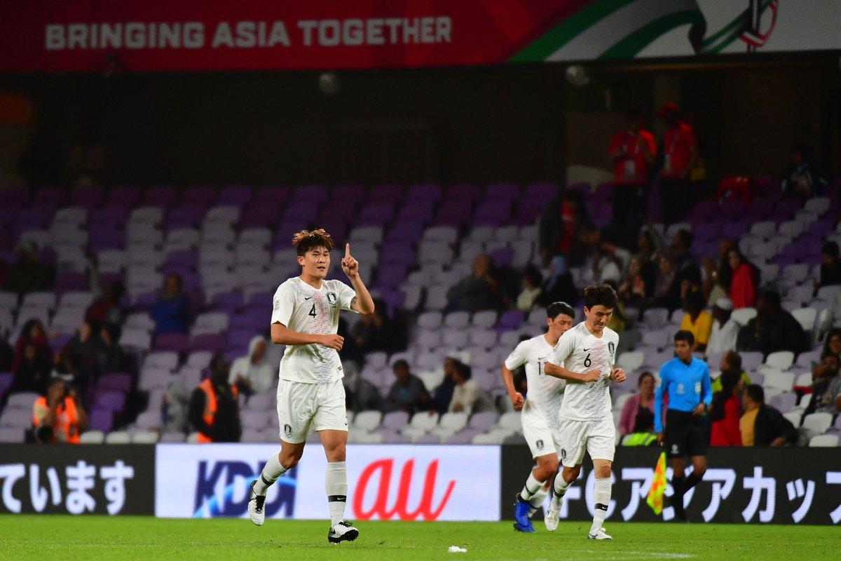 كوريا وقيرغيزستان