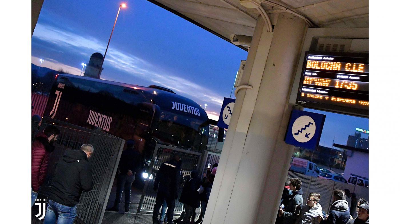 حافلة يوفنتوس