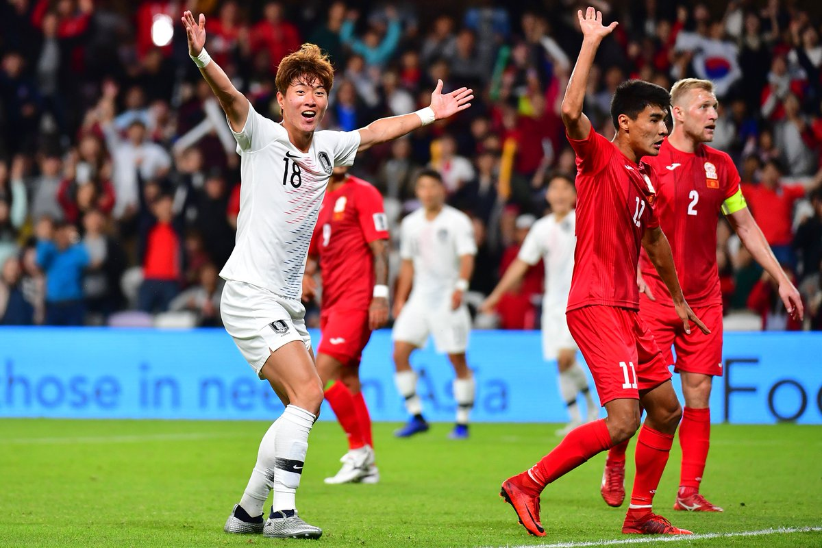 المنتخب الكورى