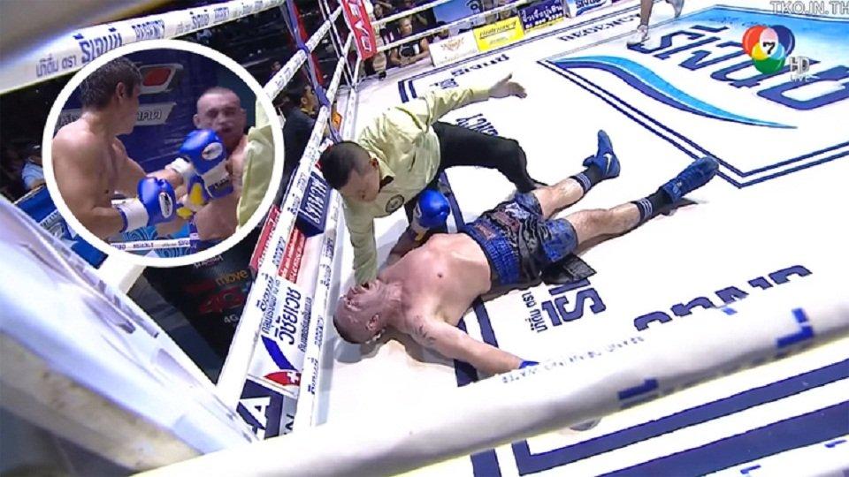 223141-وفاة الملاكم الإيطالي عقب ضربة قاضية