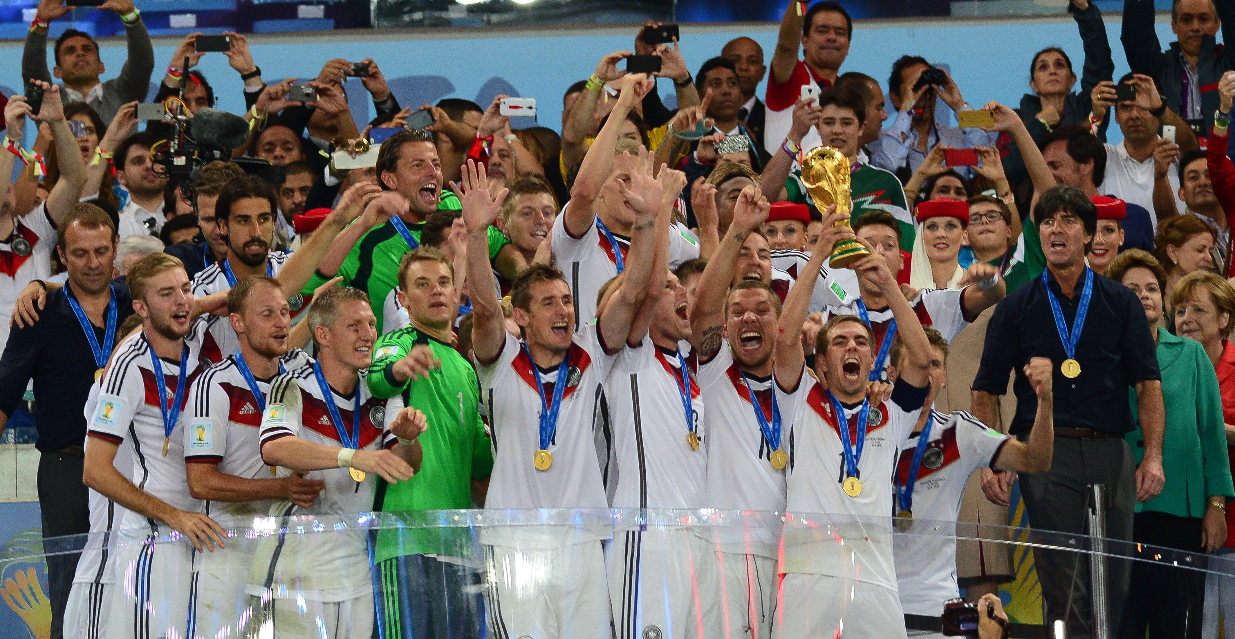 الشهد والدموع عنوان آخر مواجهة بين ألمانيا والأرجنتين (7)