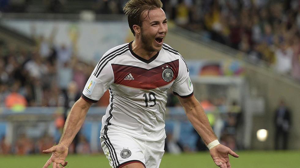 الشهد والدموع عنوان آخر مواجهة بين ألمانيا والأرجنتين (3)