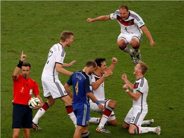 الشهد والدموع عنوان آخر مواجهة بين ألمانيا والأرجنتين (2)