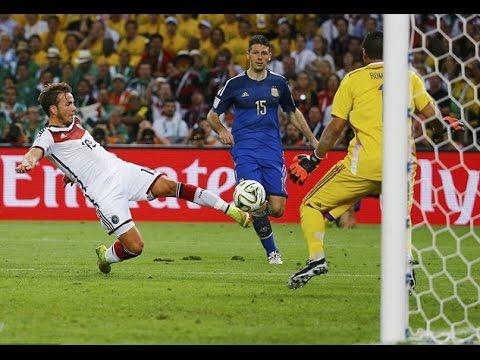 الشهد والدموع عنوان آخر مواجهة بين ألمانيا والأرجنتين (6)