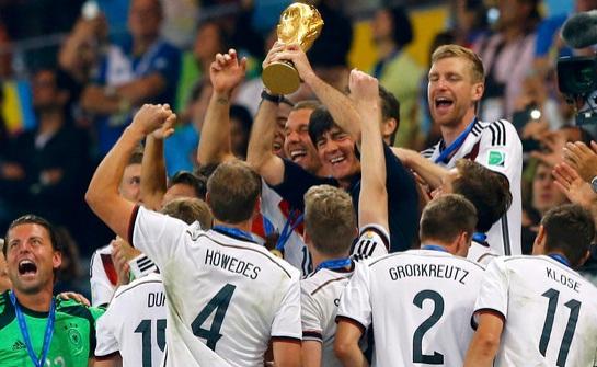 الشهد والدموع عنوان آخر مواجهة بين ألمانيا والأرجنتين (4)