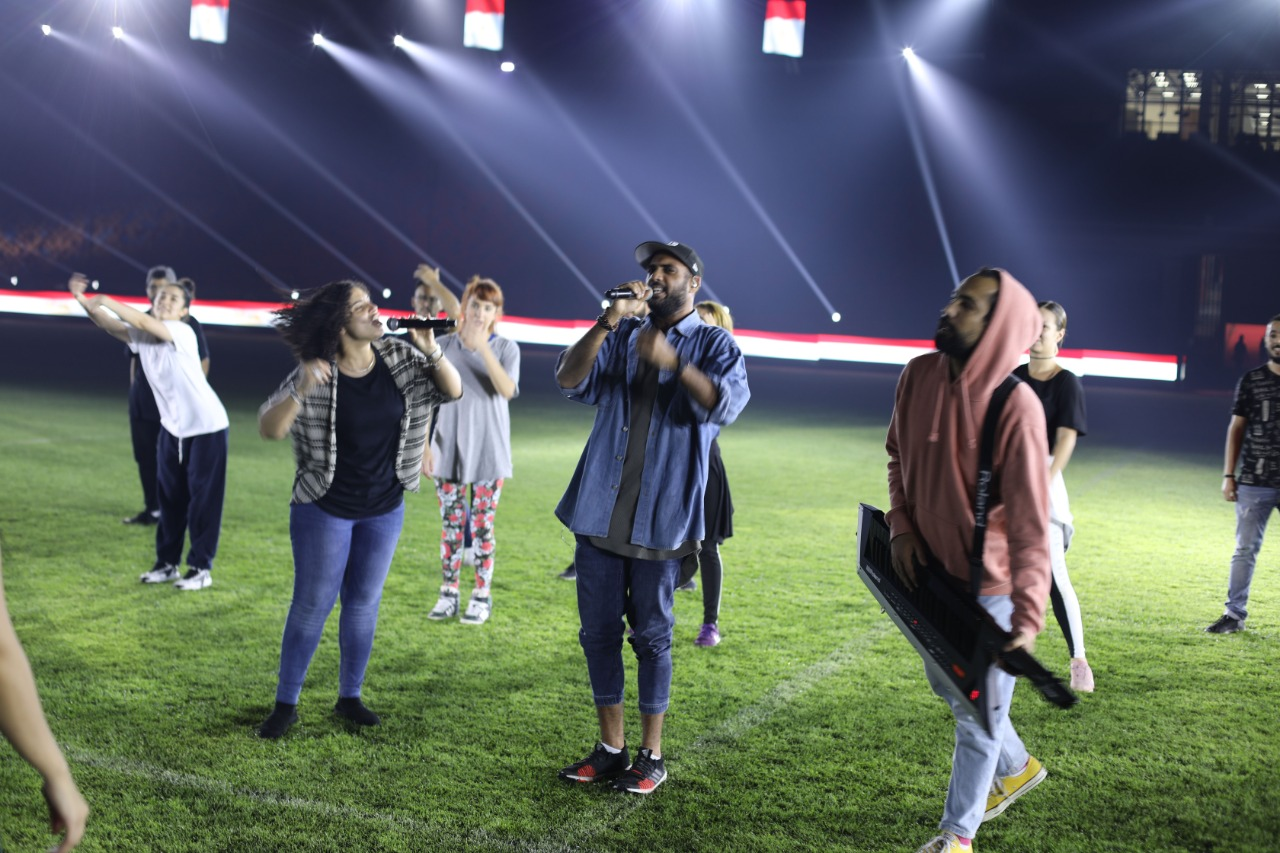 بث مباشر حفل افتتاح بطولة امم افريقيا تحت 23 سنة