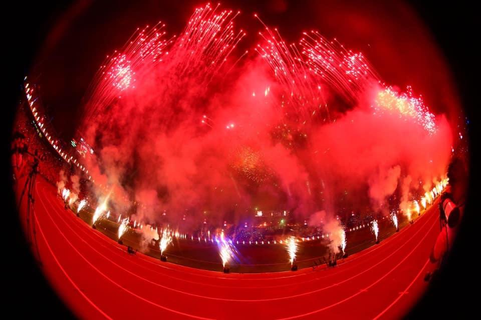 حفل افتتاح كاس الامم