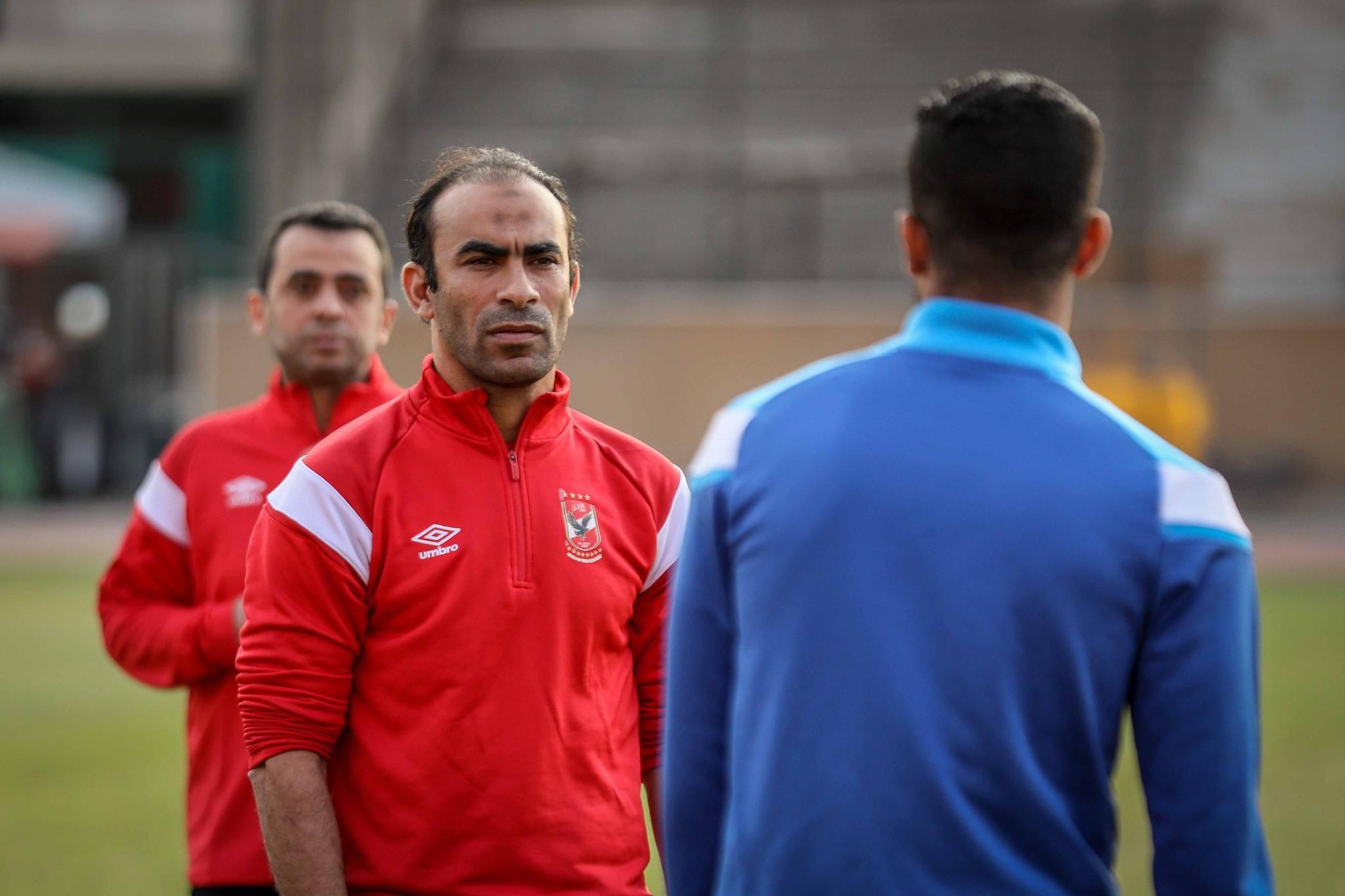 10 وجوه مختلفة للأهلي قبل مواجهة بني سويف في كأس مصر (6)