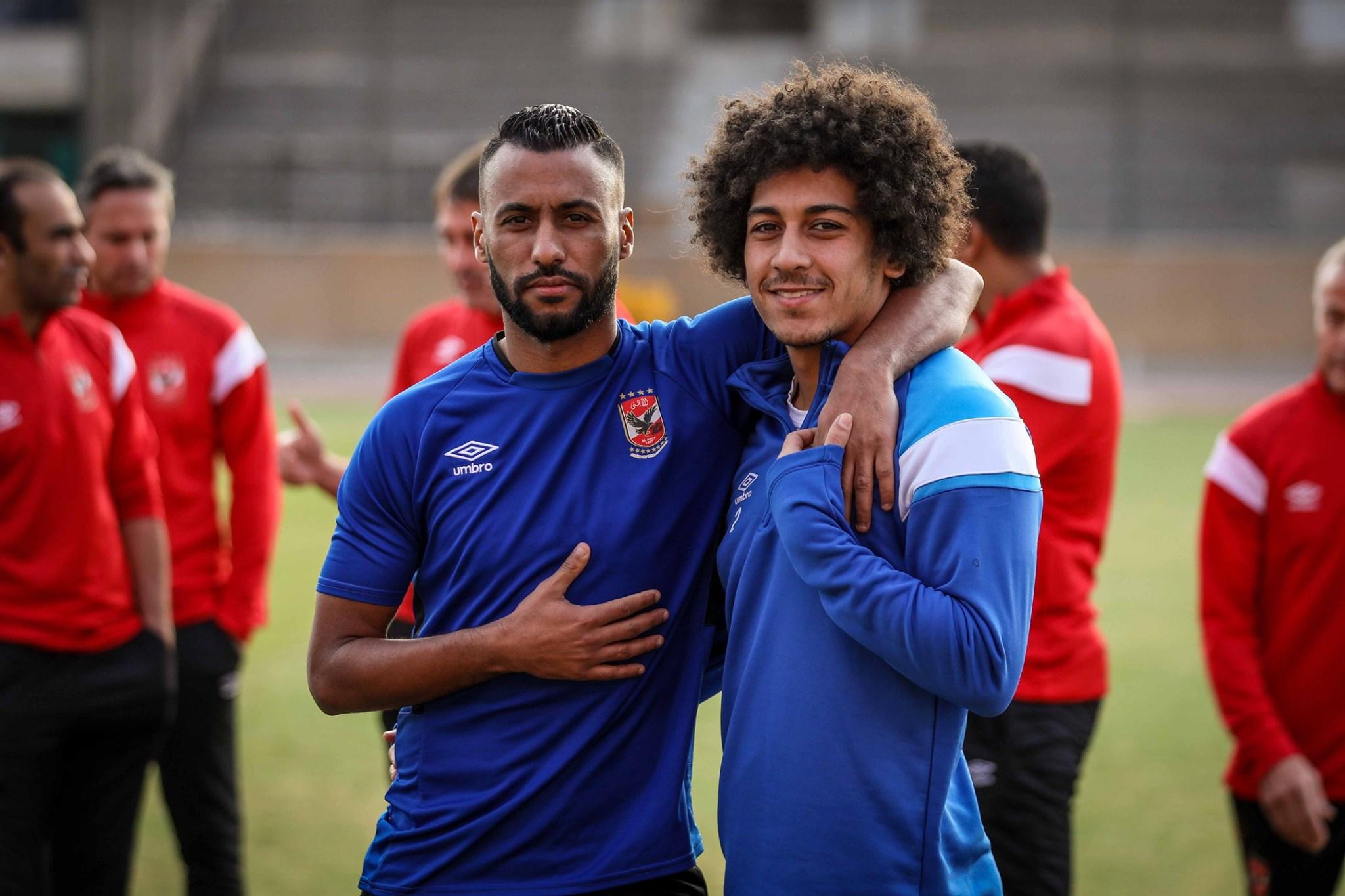 10 وجوه مختلفة للأهلي قبل مواجهة بني سويف في كأس مصر (7)