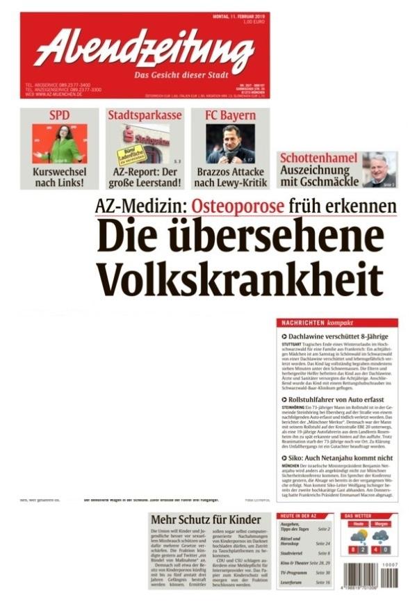 صحيفة Abendzeitun