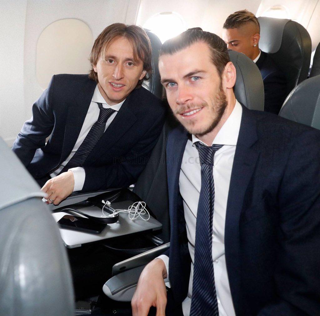 ريال مدريد يطير لمواجهة أياكس بدوري الأبطال (7)