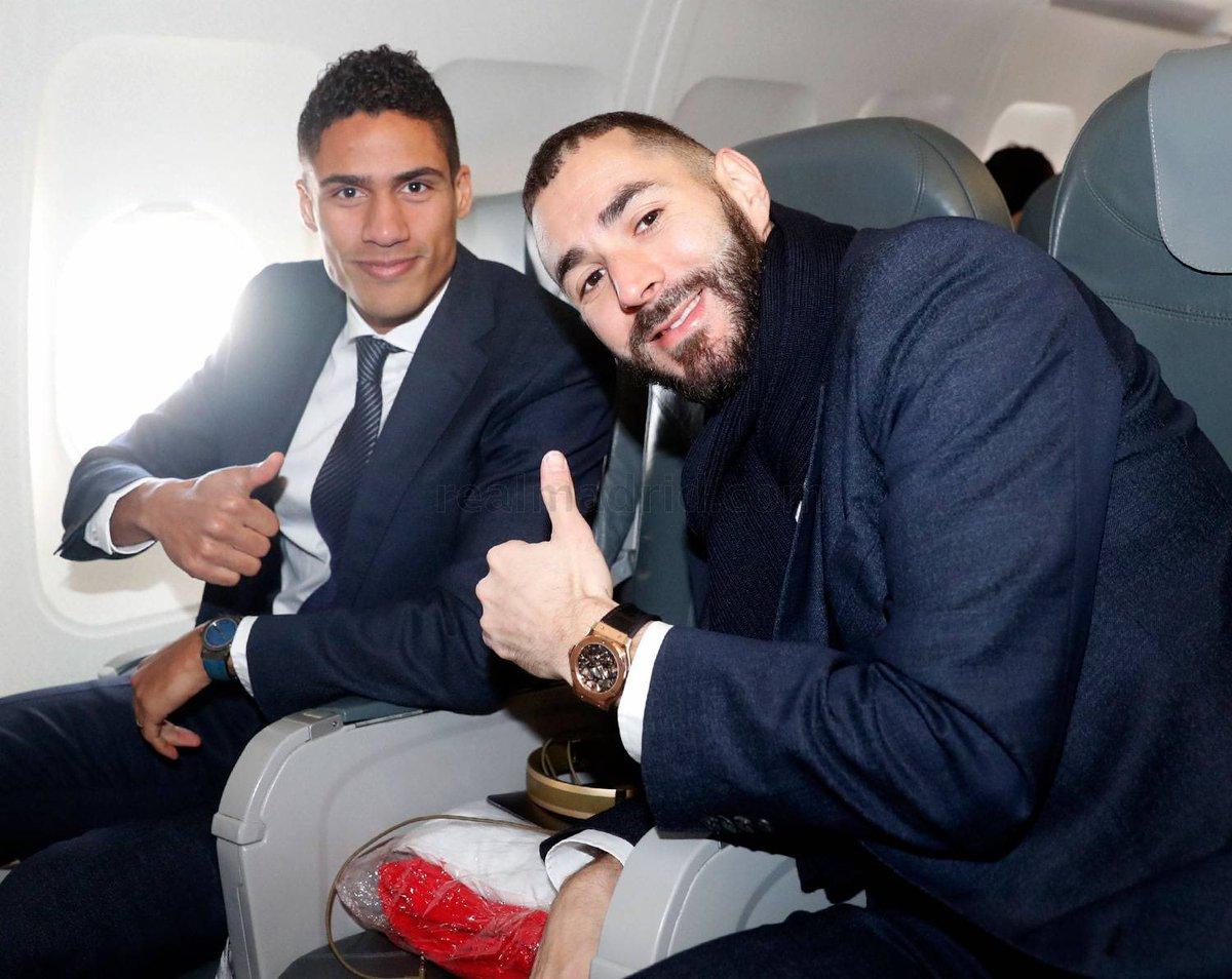 ريال مدريد يطير لمواجهة أياكس بدوري الأبطال (8)