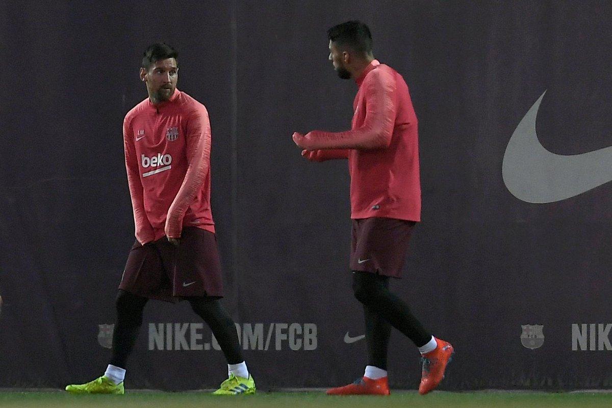 تدريب برشلونة اليوم (2)