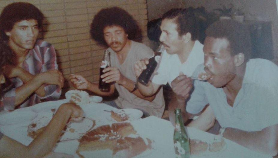 عباس مع شطة وجمال عبدالحميد